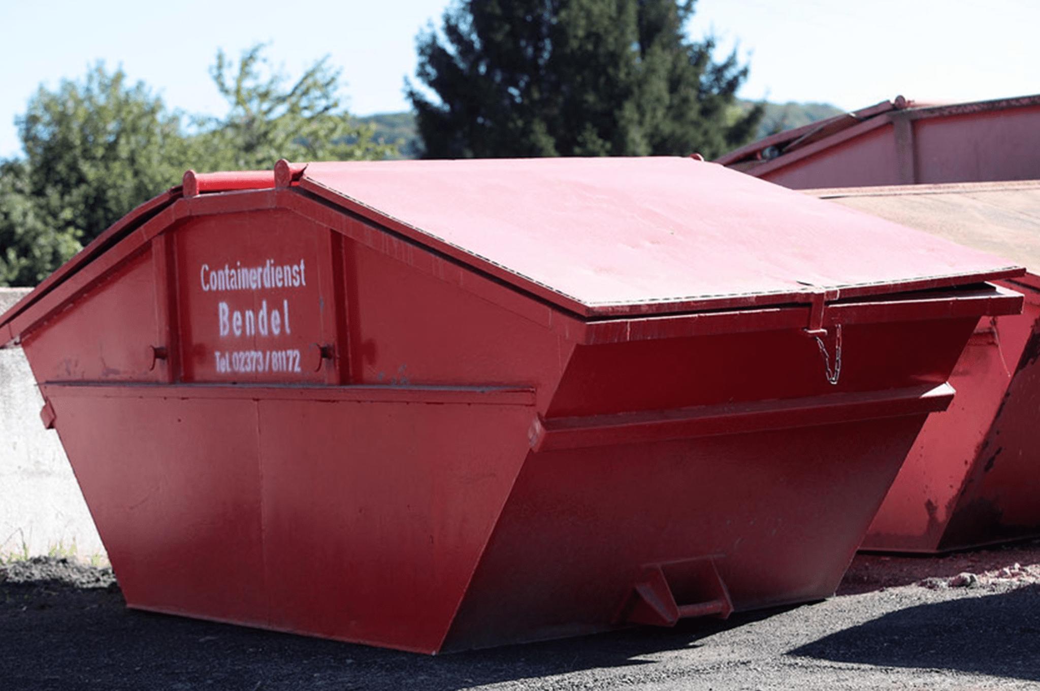 Containerdienst Bendel in Menden